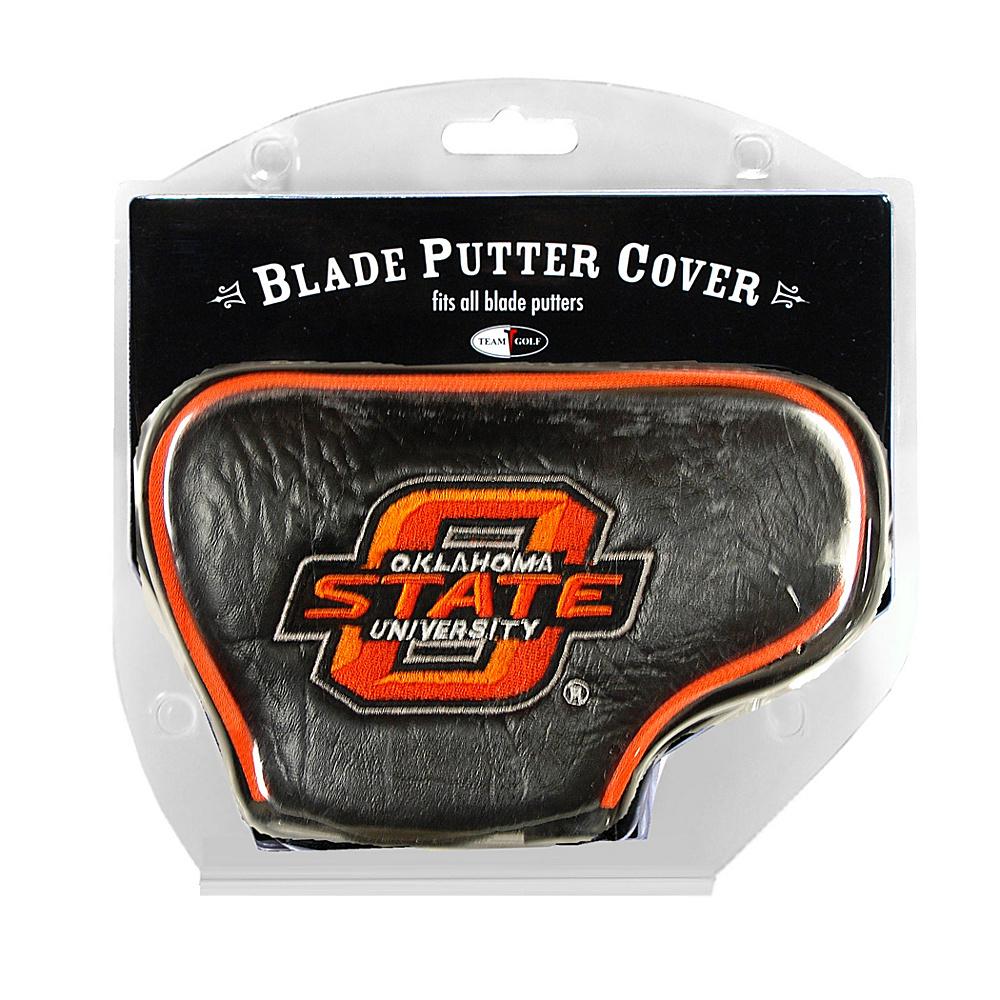 Team Golf USA Oklahoma State University Cowboys Blade Putter Cover Team Color - Team Golf USA Golf Bags