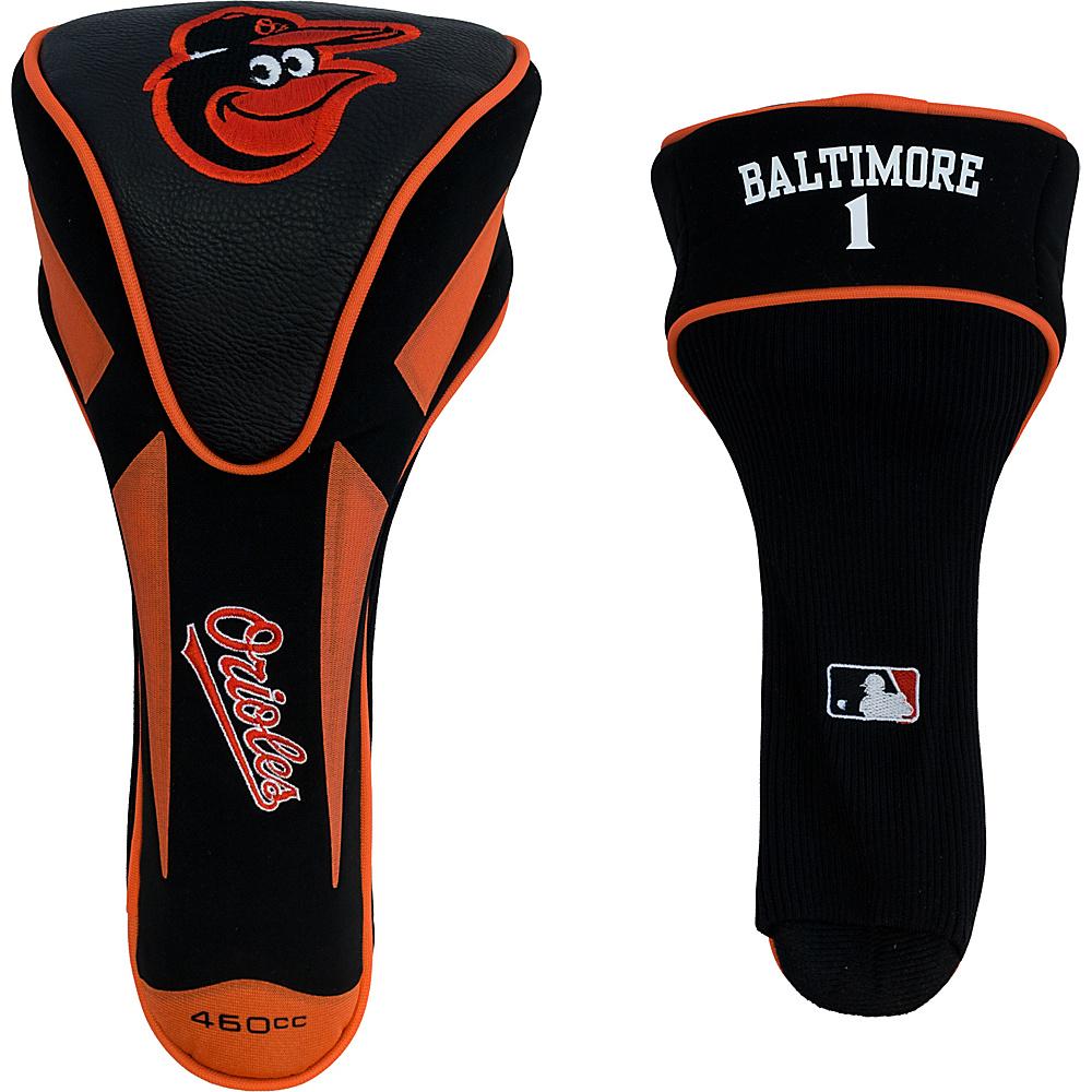 Team Golf USA Baltimore Orioles Single Apex Head Cover Team Color - Team Golf USA Golf Bags