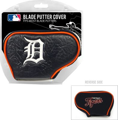 Team Golf USA Detroit Tigers Blade Putter Cover Team Colo...