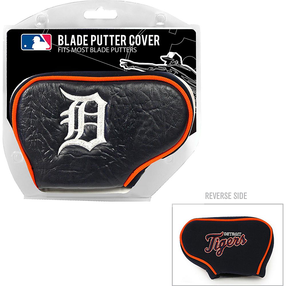 Team Golf USA Detroit Tigers Blade Putter Cover Team Color - Team Golf USA Golf Bags