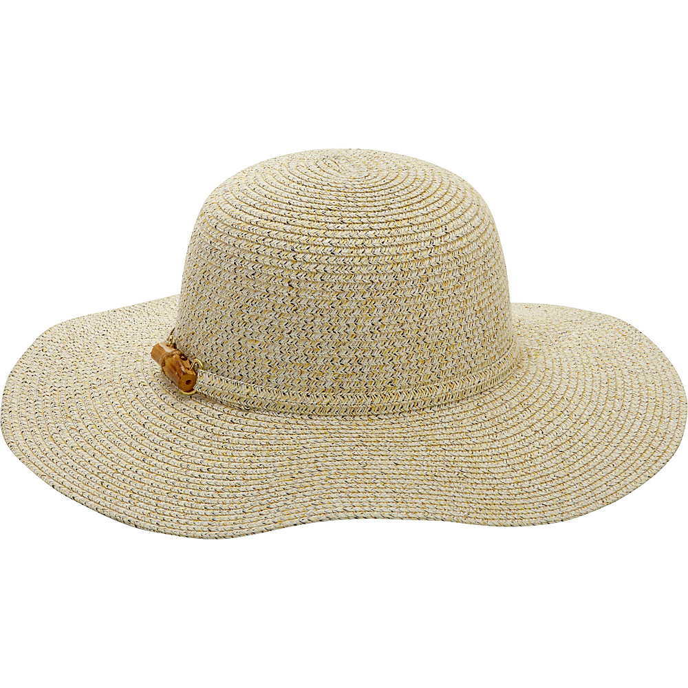 Sun N Sand Summer Willow One Size - Natural - Sun N Sand Hats/Gloves/Scarves - Fashion Accessories, Hats/Gloves/Scarves