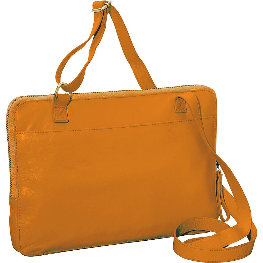 Latico Leathers Louisa Crossbody Gold Latico Leathers Leather Handbags