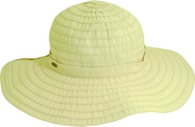 Scala Hats Sewn Ribbon Crusher One Size - Natural - Scala Hats Hats/Gloves/Scarves