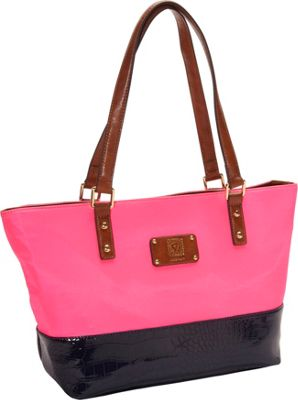 Anne Klein Petal Pushers Medium Tote