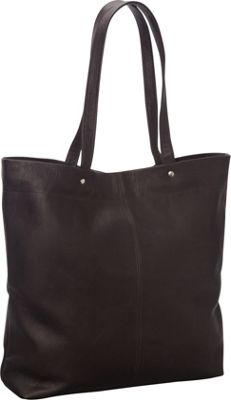 Le Donne Leather Deco Tote Cafe - Le Donne Leather Gym Bags