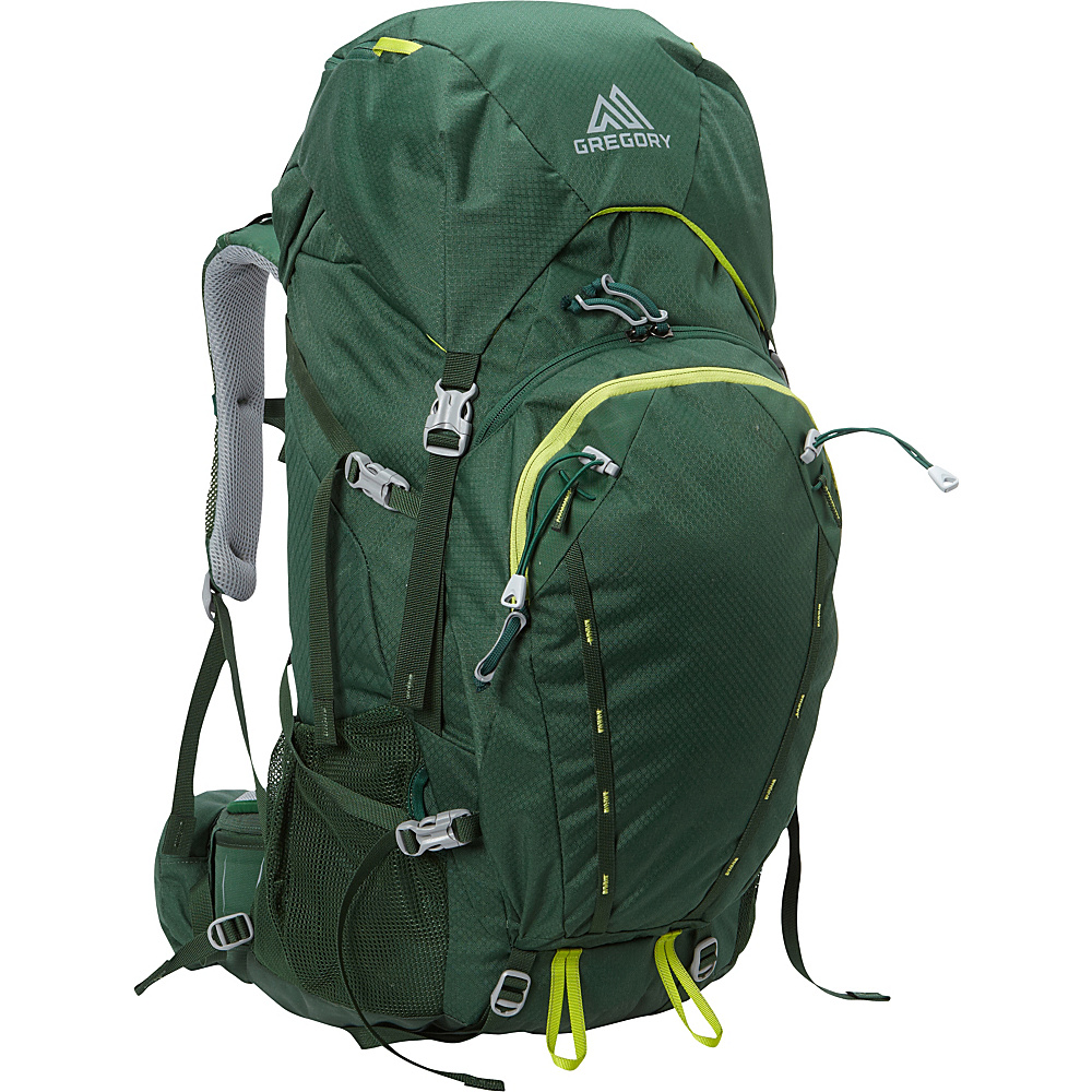 Gregory Wander 50 Kid s Hiking Backpack Platoon Green Gregory Day Hiking Backpacks