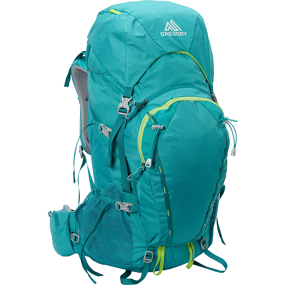 Gregory Wander 50 Kid s Hiking Backpack Tropic Teal Gregory Day Hiking Backpacks