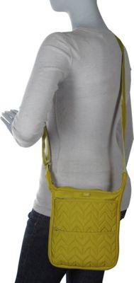 Lug Compass Shoulder Pouch 2 Colors Cross Body Bag New