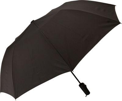 Samsonite Travel Accessories Auto Open Travel Umbrella Black - Samsonite Travel Accessories Umbrellas and Rain Gear