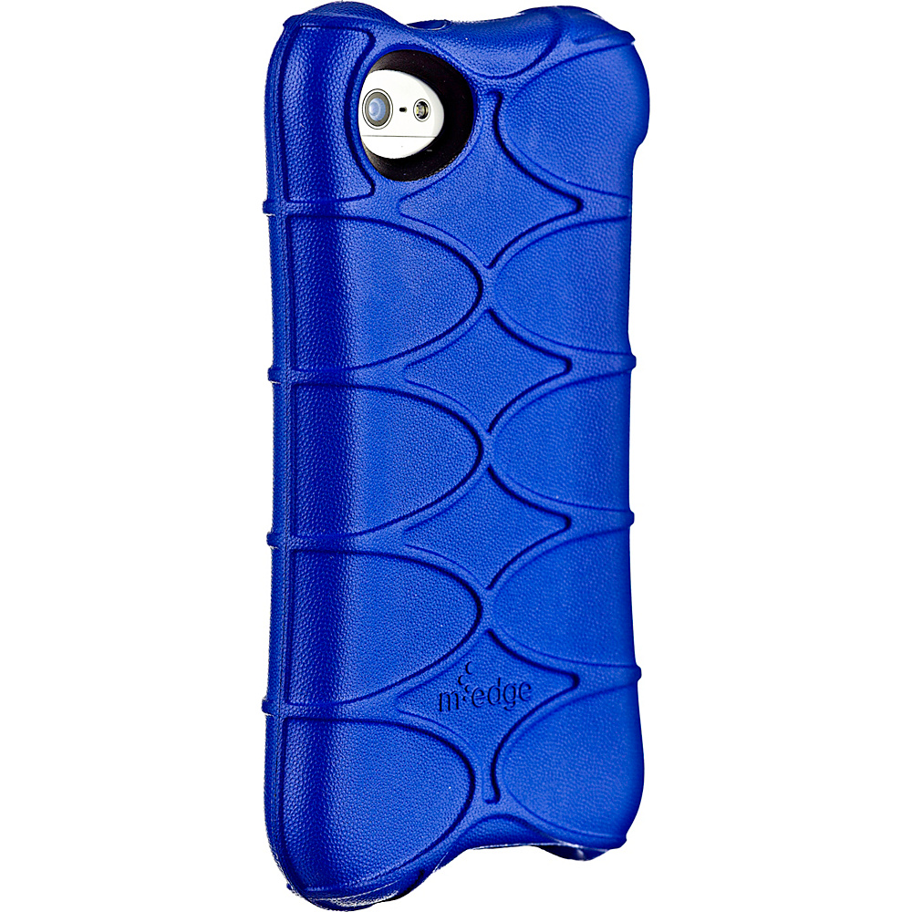 M Edge SuperShell for iPhone SE 5 Cobalt M Edge Electronic Cases