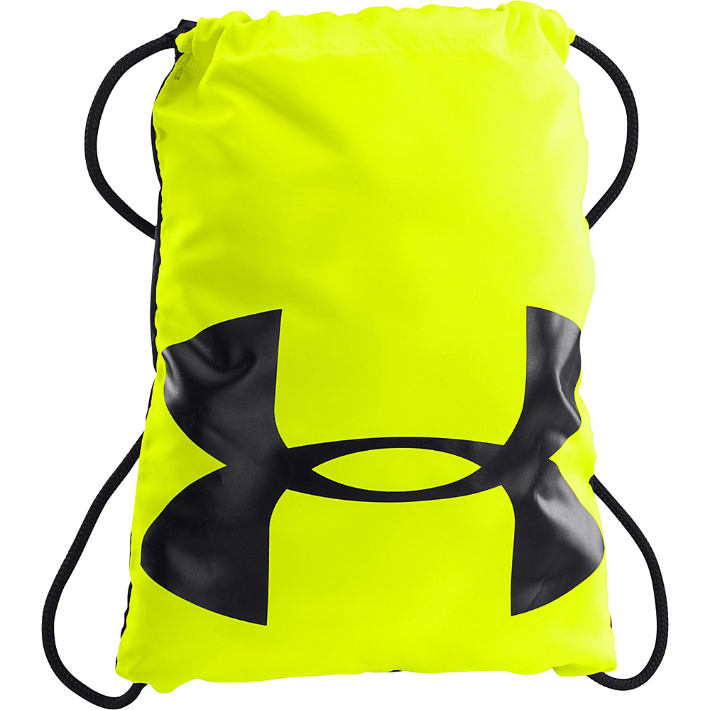 a7a6f7a98ca6 ... Ozsee Sackpack High Vis YellowBlack - Under Armour Everyday Backpacks  best service 73405 4bc3f  Under Armour Undeniable ...