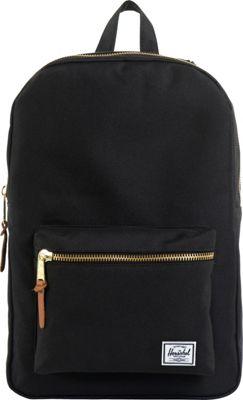 Herschel Supply Co. Settlement Laptop Backpack - 15 inch Black - Herschel Supply Co. Business & Laptop Backpacks