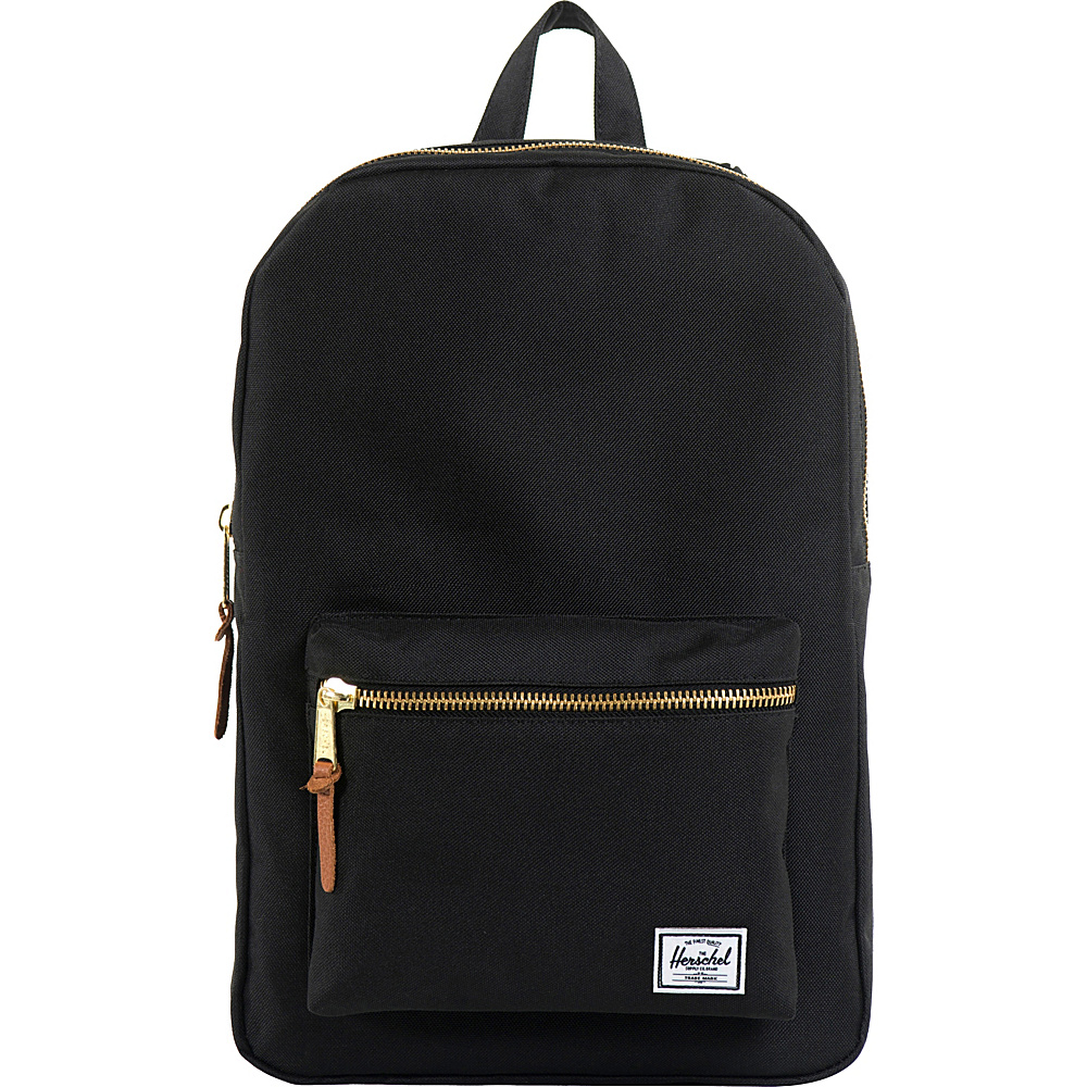 Herschel Supply Co. Settlement Laptop Backpack Black Herschel Supply Co. Business Laptop Backpacks