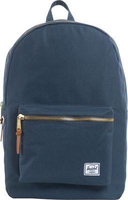 Herschel Supply Co. Settlement Laptop Backpack - 15 inch Navy - Herschel Supply Co. Business & Laptop Backpacks