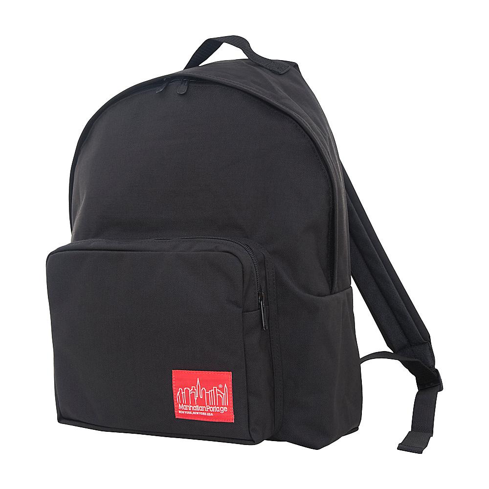 Manhattan Portage Big Apple Backpack (LG) Black - Manhattan Portage Everyday Backpacks - Backpacks, Everyday Backpacks