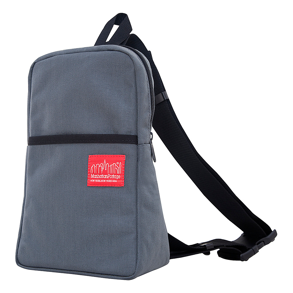 Manhattan Portage Sling Pack Gray - Manhattan Portage Slings - Backpacks, Slings