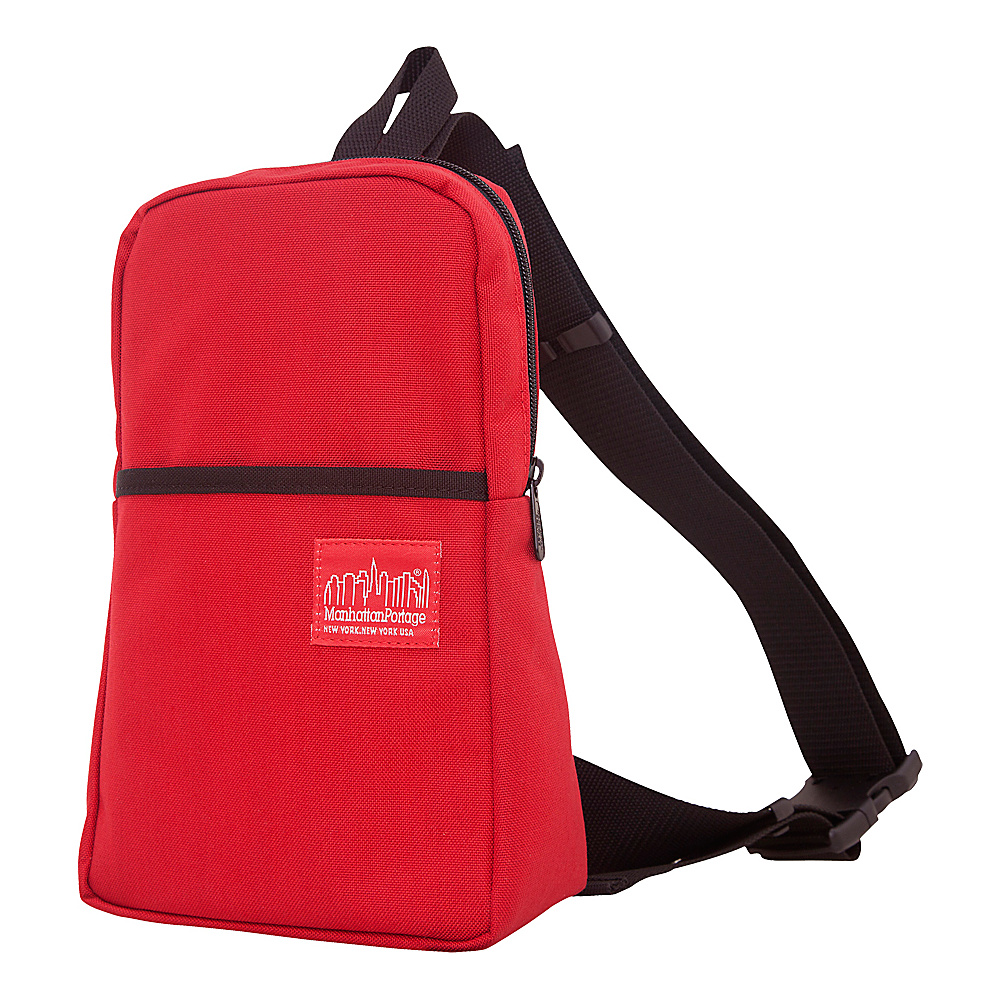 Manhattan Portage Sling Pack Red - Manhattan Portage Slings - Backpacks, Slings