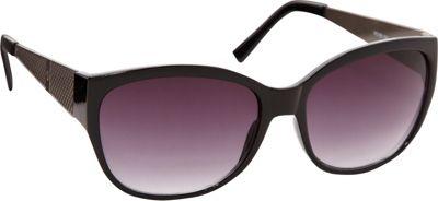 vince camuto eyewear retro combo sunglasses with v logo