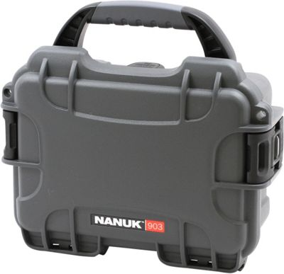 NANUK 903 Water Tight Protective Case w/ Foam Insert Graphite - NANUK Camera Accessories