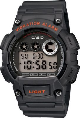 Casio Men's Digital Sport Watch Grey - Casio Watches