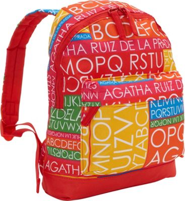 Miquelrius Agatha Small Backpack Wordsearch Wordsearch - Miquelrius Everyday Backpacks