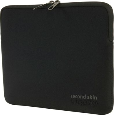 Tucano Second Skin Elements For MacBook Air 11 inch Black - Tucano Electronic Cases
