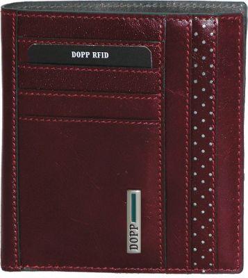 Dopp Beta RFID Convertible Cardex Burgundy - Dopp Men's Wallets