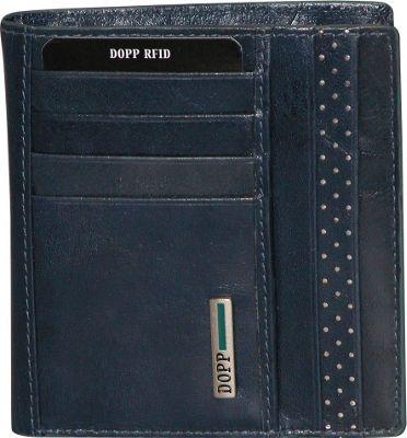 Dopp Beta RFID Convertible Cardex Navy - Dopp Men's Wallets