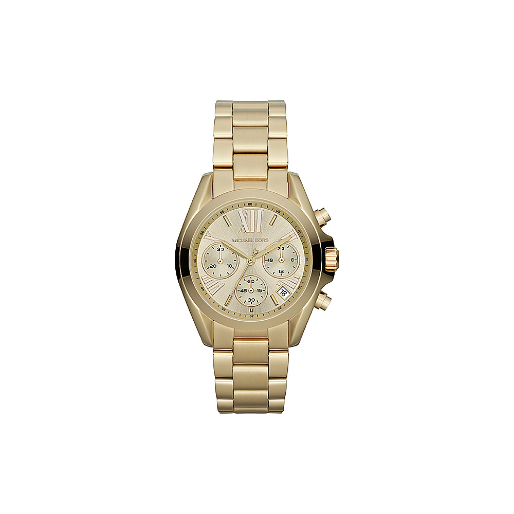 Michael Kors Watches Bradshaw Watch Gold Michael Kors Watches Watches