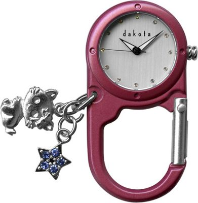 Dakota Watch Company Charmed Mini Mini Clip Pink - Dakota Watch Company Watches