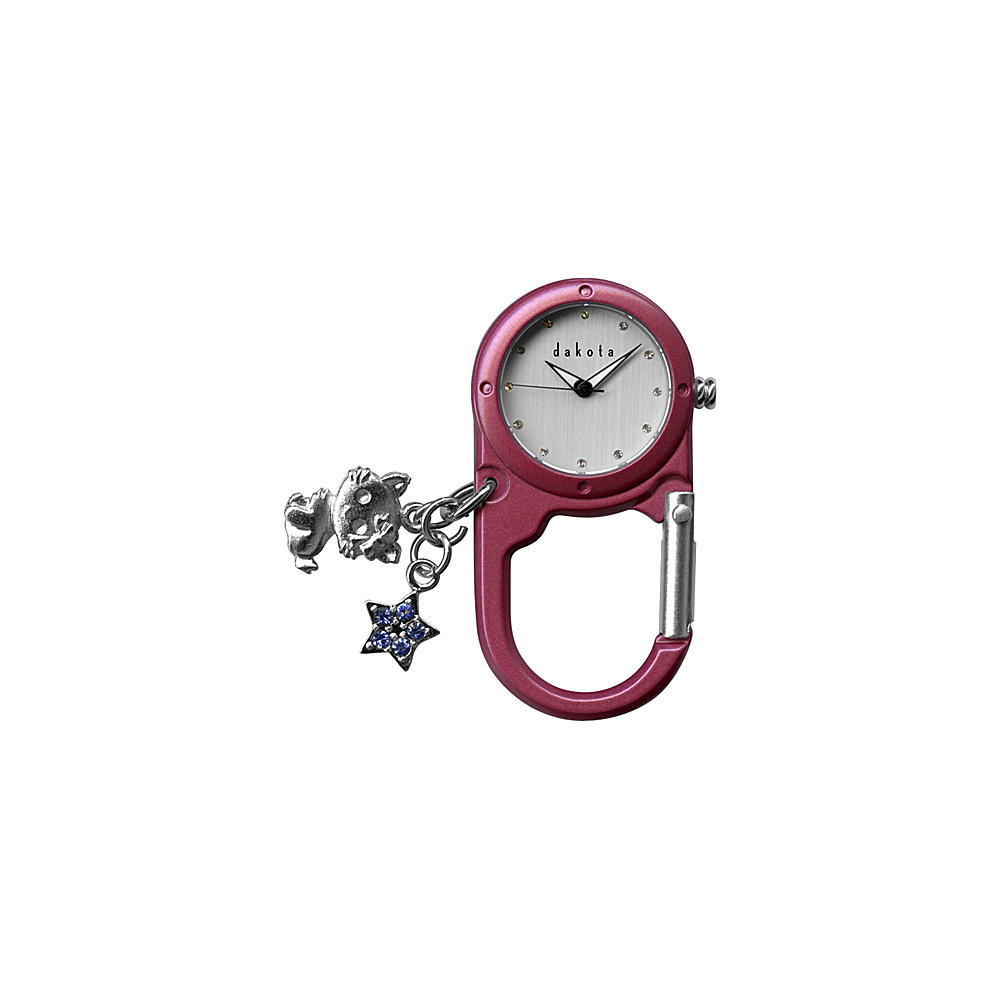 Dakota Watch Company Charmed Mini Mini Clip Pink Dakota Watch Company Watches