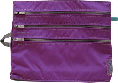 Flight 001 Seat Pak Violet - Flight 001 Packing Aids