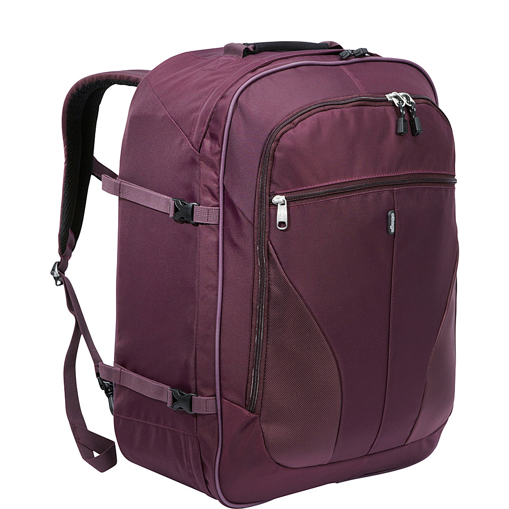 eBags eTech 2.0 Weekender Convertible Junior Plum - eBags Travel Backpacks