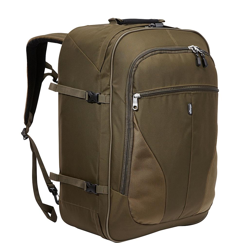 eBags eTech 2.0 Weekender Convertible Junior Olive - eBags Travel Backpacks