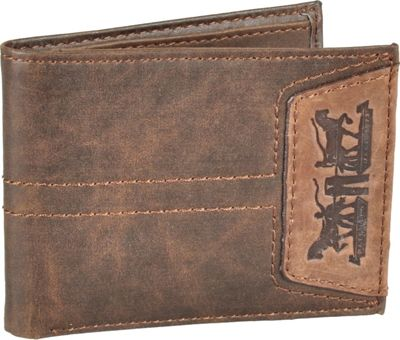 Levi's Passcase Wallet BROWN - Levi's Men's Wallets