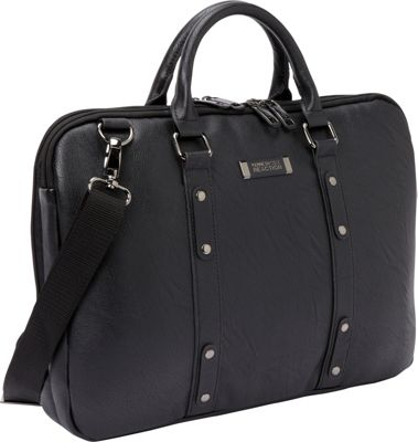 Kenneth Cole Reaction Long Way to Go - Laptop Case Black - Kenneth Cole Reaction Non-Wheeled Business Cases