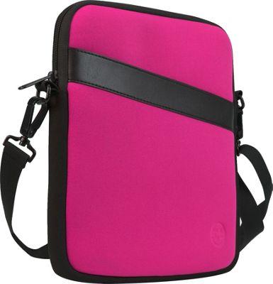 Eastsport Crossbody Tech Organizer Deep Pink - Eastsport Electronic Cases