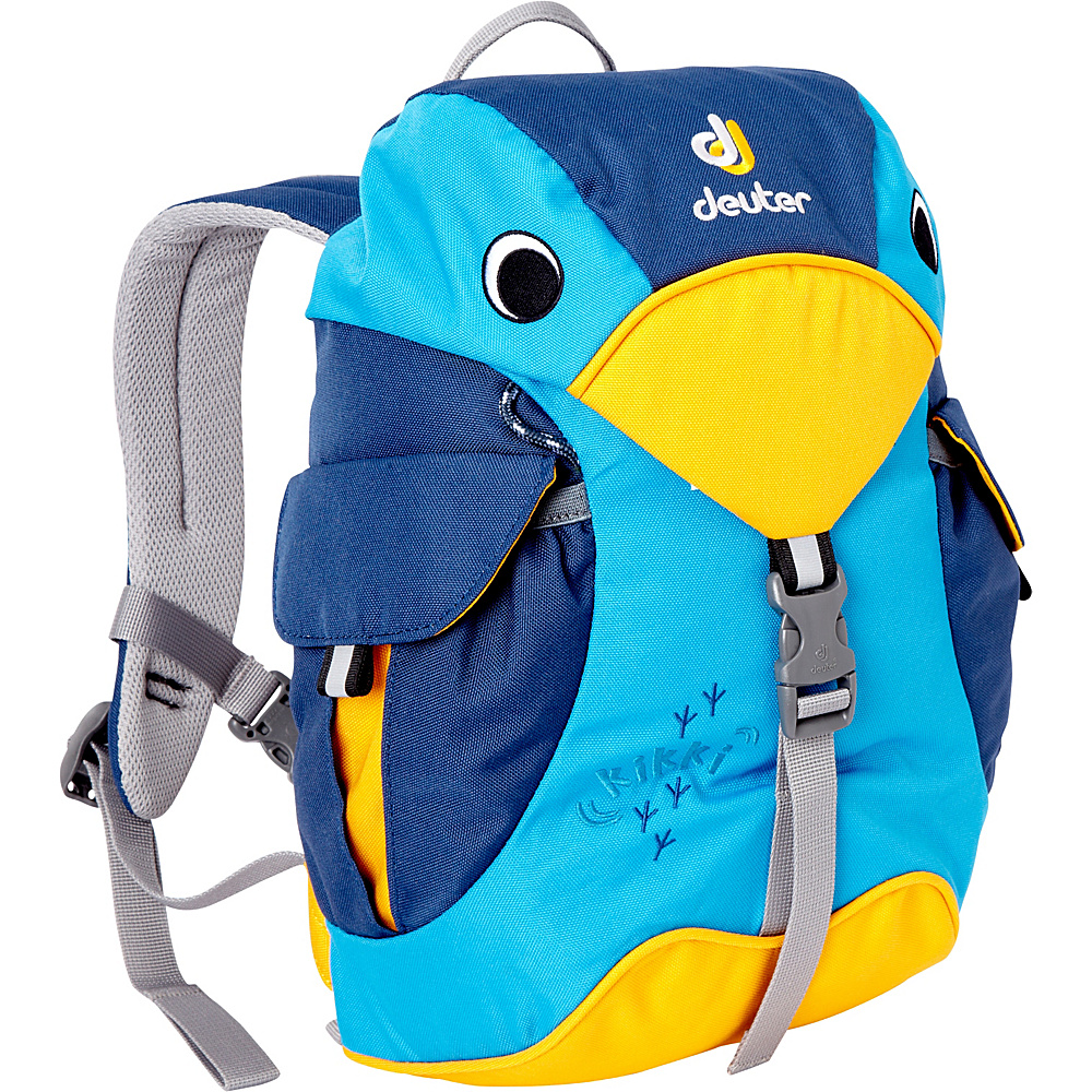 Deuter Kikki Backpack Turquoise Midnight Deuter Everyday Backpacks