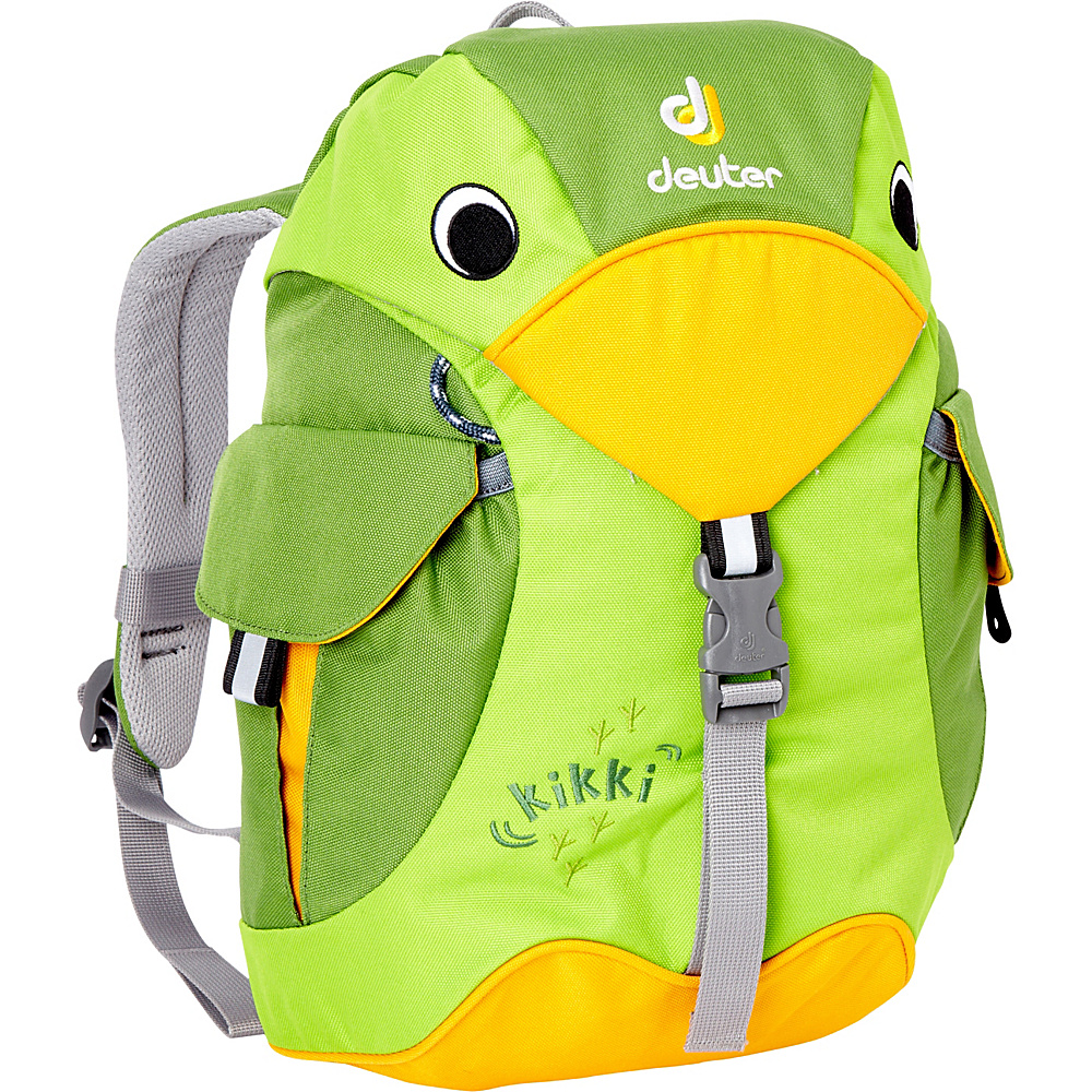 Deuter Kikki Backpack Kiwi Emerald Deuter Everyday Backpacks