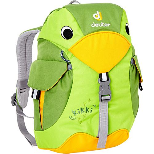 Deuter Kikki Backpack Kiwi/Emerald - Deuter School & Day Hiking Backpacks