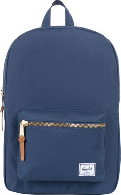 Herschel Supply Co. Settlement Mid-Volume Laptop Backpack Navy - Herschel Supply Co. Business & Laptop Backpacks