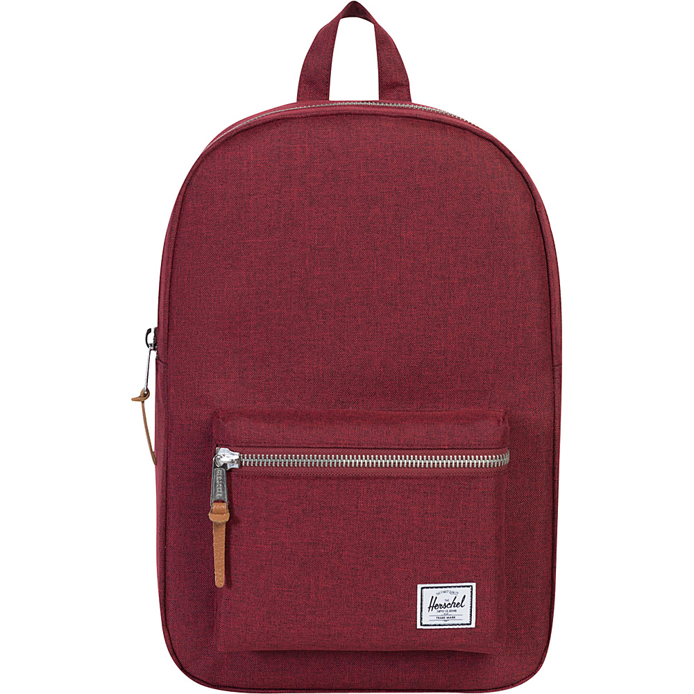 Herschel Supply Co. Settlement Mid Volume Laptop Backpack Winetasting Crosshatch Herschel Supply Co. Business Laptop Backpacks