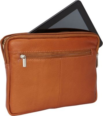 Piel iPad Mini & 7 inch Tablet Sleeve Saddle - Piel Electronic Cases