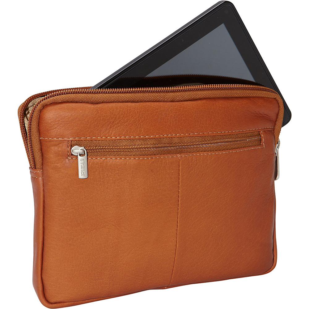 Piel iPad Mini & 7 Tablet Sleeve Saddle - Piel Electronic Cases - Technology, Electronic Cases