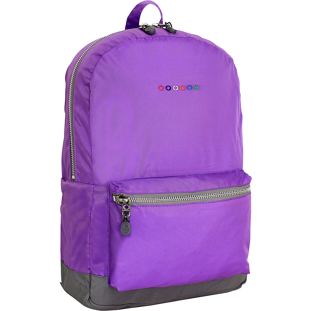 J World New York Lux Backpack Orchid - J World New York Everyday Backpacks - Backpacks, Everyday Backpacks