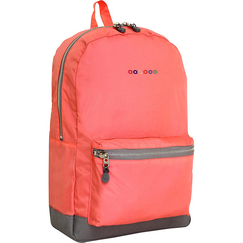 J World New York Lux Backpack Blush - J World New York Everyday Backpacks - Backpacks, Everyday Backpacks