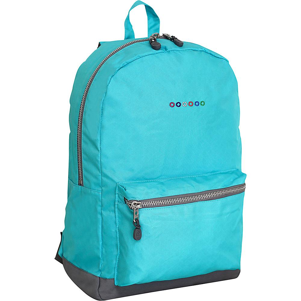 J World New York Lux Backpack Seafoam - J World New York Everyday Backpacks - Backpacks, Everyday Backpacks