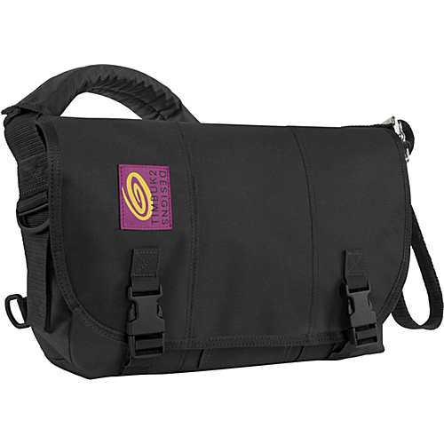 Timbuk2 Golden Gate Messenger Bag Black/Black/Black (2001) - Timbuk2 Messenger Bags