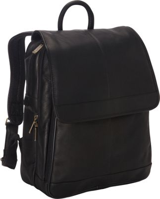 ClaireChase Andes Backpack Black - ClaireChase Business & Laptop Backpacks