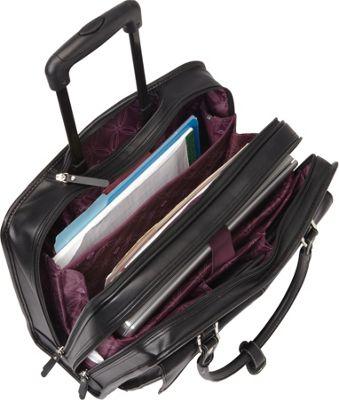 Samsonite Women's Laptop Mobile Office Black - Samsonite Wheeled Business Cases